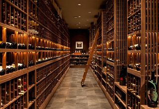 Quince wine cellar