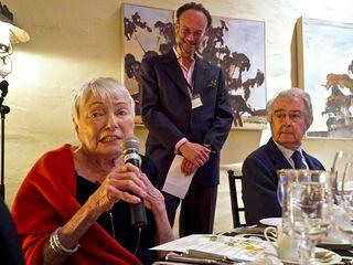Margrit, Mark, Warren