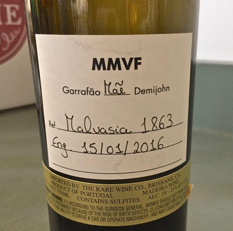 CU 1863 label