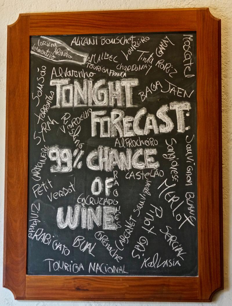 Forecast-wine