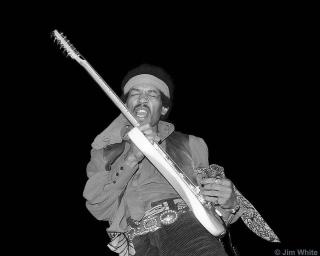 Jimi Hendrix for napaman story