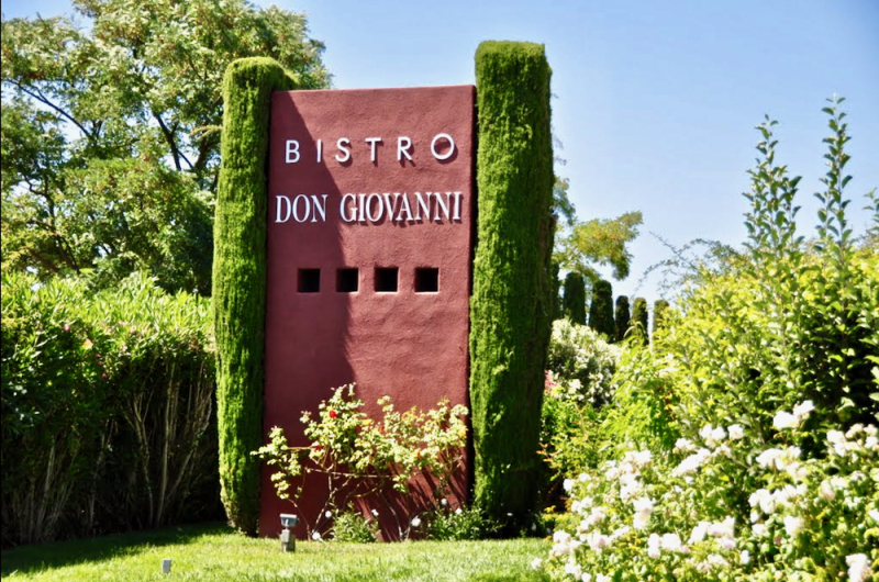 Bistro Don Giovanni