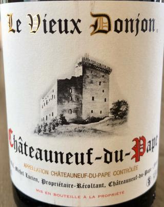 2007 Le Vieux Donjon