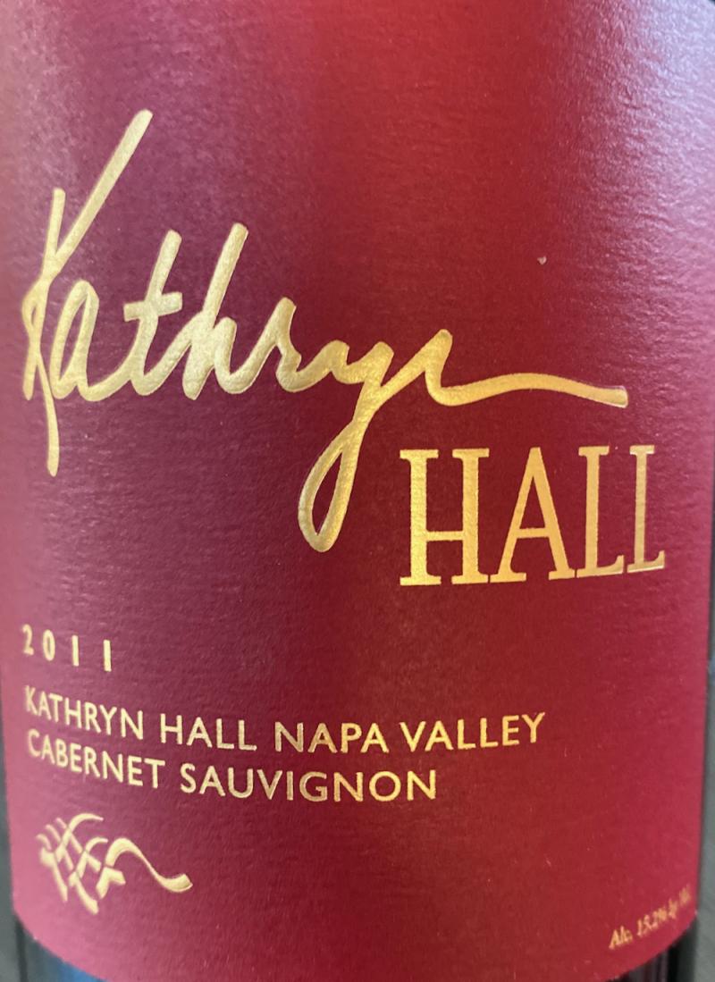 Kathryn Hall label CU