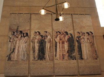 La_cathedral_tapestries