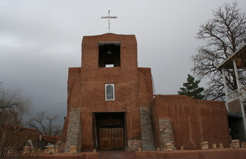 Santa_oldest_church_in_america