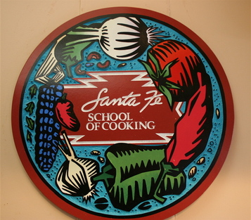 Santa_school_of_cooking_sign