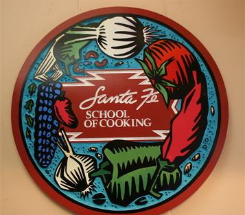 Santa_school_of_cooking_sign